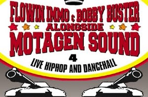 Motagen Boom Sound – Rap & Bass Tapes von anno dazumal