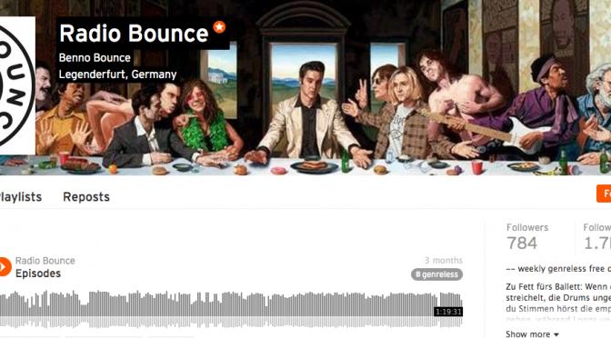Radio Bounce 300 – zwei neue Tracks auf Sendung !