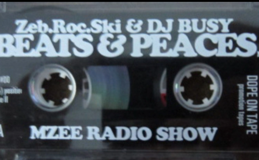 Beats & Peaces MZEE Radio Show anno 1998